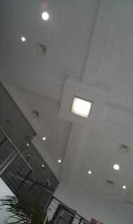 Lucid square și downlight încastrate în tavan